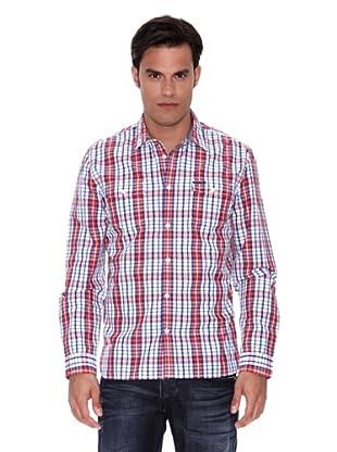 Pepe Jeans London Camisa Joplin (Rojo)