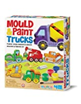 4M Mold and Paint Trucks Kit