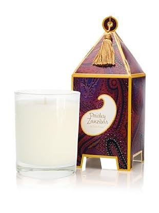 Seda France Paisley Zanzibar Pagoda Box Candle, 10-Oz.
