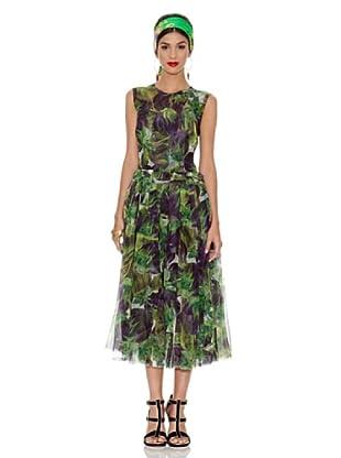 Dolce&Gabbana Vestido Corso (Verde)