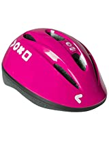 Btwin Kiddy Helmet, Youth (Pink), 1344325