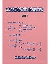 ANDENGRADSLIGNINGEN: LØST (Matematik Book 3) (Danish Edition)