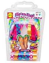 ALEX Toys Spa Flip 'em Flops Large