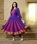 Aisha Takia Bollywood Anarkali Suit