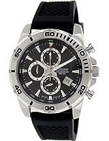 Citizen Analog Black Dial Men's Watch - AN3490-04E