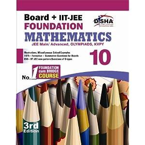 New Pattern Class 10 Board + IIT-JEE Foundation - Mathematics