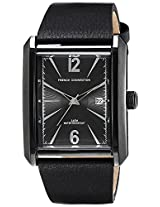 FCUK Analog Black Dial Men's Watch - FC1091BGN