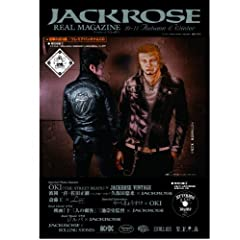 JACK ROSE REAL MAGAZINE 10-11 autumn & Winter (���f�B�A�{�[�C���b�N)