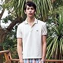 フレッドペリー(FRED PERRY) ポロシャツ(ティップラインポロ)