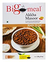 Bigmeal Ready to Eat Akkha Masoor 285 g