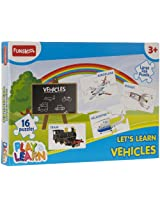 Funskool Vehicles Puzzles