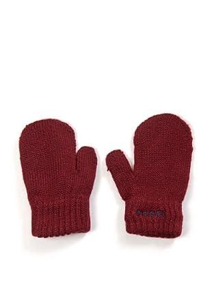 Diesel Kid Handschuhe (Bordeaux)