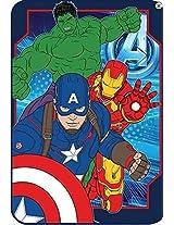 Disney Avengers 2 Ultron Fleece Blanket
