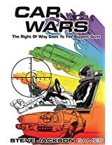 Car Wars Classic Board Game