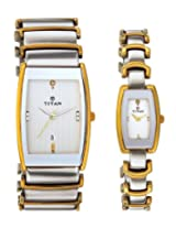 Titan Bandhan, Watch, 13772385BM01, Pair
