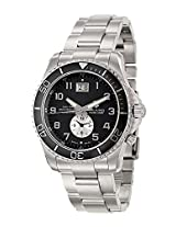 Victorinox Swiss Army Men's 241441 Maverick GS Dual Time Black Double Date Dial Watch