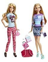 Barbie Life in the Dreamhouse Barbie and Summer Doll 2-Pack
