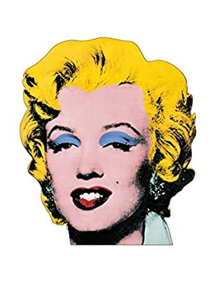 ArtopWeb Panel de Madera Warhol Shot Orange Marilyn, 1964