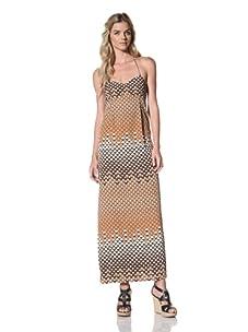 Susana Monaco Women's Valencia Dress (Bark)