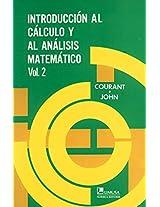 Introduccion al calculo y al analisis matematico II / Introduction To Calculus and Analysis, Volume II: 2