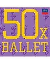 50x Ballet (3 CDs)