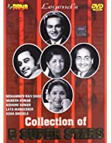 Collection of Five Super Star