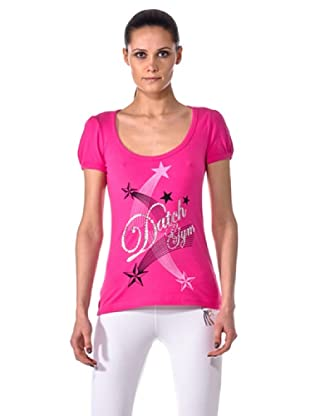 Datch Gym T-Shirt (Fucsia)