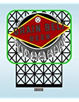44-1902 Small Grain Belt Beer Billboard by Miller Signs