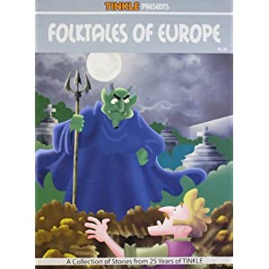 Folktales of Europe: European Folk Tales (Tinkle)
