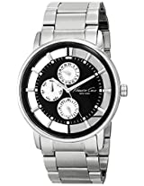 Kenneth Cole Analog Black Dial Men's Watch IKC9115