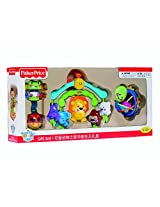 Fisher Price Precious Planet Gift Set, Multi Color
