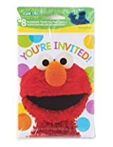 American Greetings Elmo Invite & Thank You Combo Pack (8 Count)