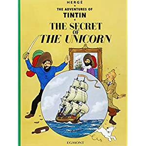 Tintin The Secret Of The Unicorn