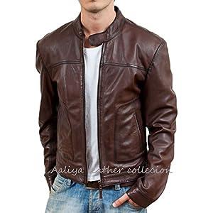The Dharavi Market Men's Jacket - Brown