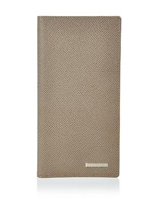 Braun Büffel Brieftasche (Taupe)