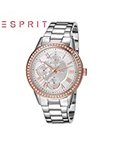 Esprit SS-2014 Analog White Dial Women's Watch - ES105992003