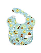 Bumkins Waterproof SuperBib, All Star (6-24 Months)