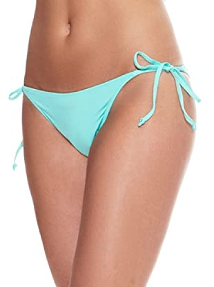 Springfield Braguita Bikini Solid Bct (Verde Agua)