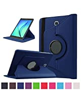 Mercury Folding Flip Folio PU Leather with 4 card slot Stand Case Cover for Samsung Galaxy Tab A 8.0inch (8 LTE) SM T355 SM-T350