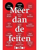 Meer dan de feiten (Dutch Edition)