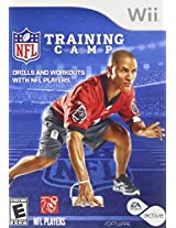 NFL Training Camp - Nintendo Wii