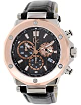 Gc Chronograph Black Dial Men's Watch - X72005G2S