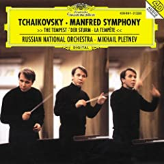 Manfred Symphony / Tempest