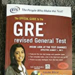 The Official guide to the GRE test by ETS