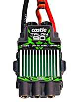 Castle Creations Talon 90 Amp Electronic Speed Controller with Heavy Duty BEC