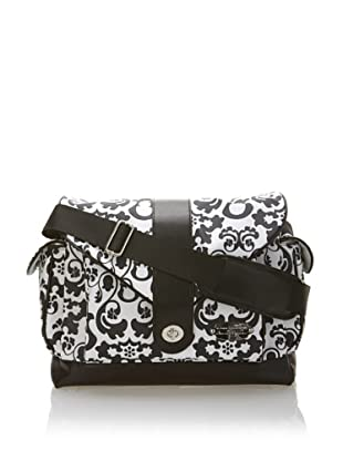 JJ Cole Myla Diaper Bag (Midnight Laurel)