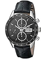 TAG Heuer Men's THCV201AGFC6266 Carrera Analog Display Swiss Automatic Black Watch