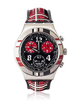 Swatch Quarzuhr Unisex Unisex ROCK'N'TARTAN YCS504 40.0 mm