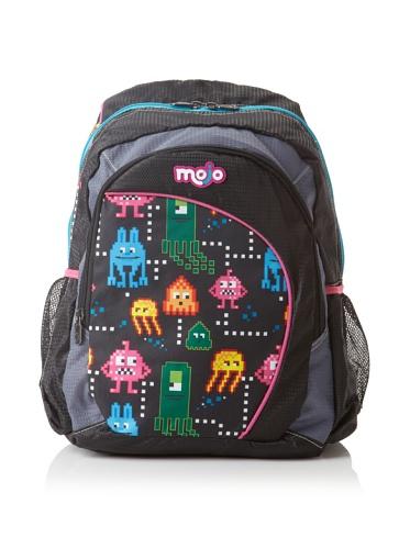 Mojo 8 Bit Digital Backpack, Multi/Black