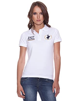 Polo Club Poloshirt Indiana (Weiß)
